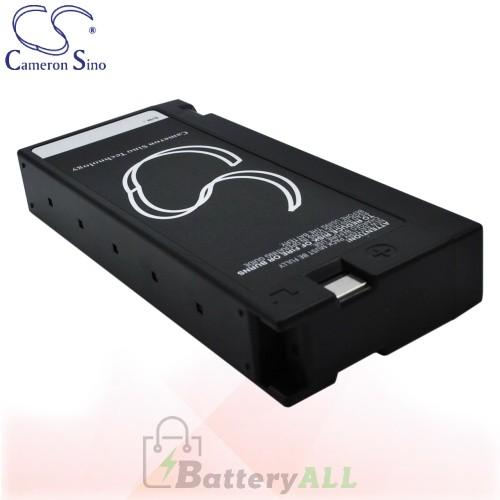 CS Battery for Panasonic NVM3000PN3 / NV-M3000PN3 / NV-M3500 Battery 1800mah CA-VBF2E