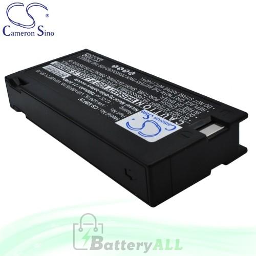 CS Battery for Panasonic NV-M9000 / NVM9000PN / NV-M9000PN Battery 1800mah CA-VBF2E