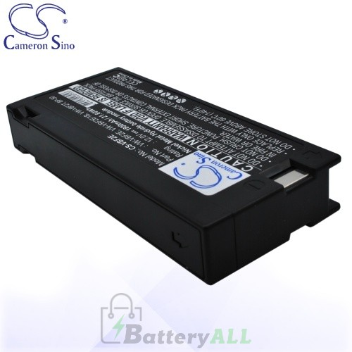 CS Battery for Panasonic LCS-2012APC / LCS-2012AV / VW-VBF2E Battery 1800mah CA-VBF2E