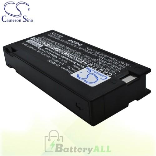 CS Battery for Panasonic PV500 / PV500D / PV501 / PV501D Battery 1800mah CA-VBF2E