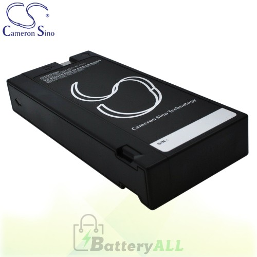 CS Battery for Panasonic PV502 / PV502D / PV505 / PV505D Battery 1800mah CA-VBF2E