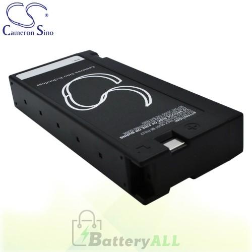 CS Battery for Panasonic PV510 / PV510D / PV515 / PV515D Battery 1800mah CA-VBF2E
