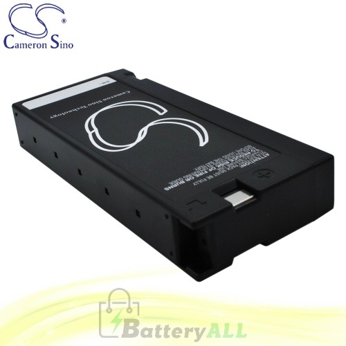 CS Battery for Panasonic PV704D / PV705S / PV720 / PV750 Battery 1800mah CA-VBF2E