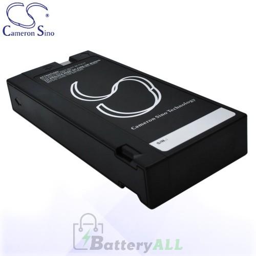 CS Battery for Panasonic LCS-A122R3EU100C / LCS-2312AVBNC Battery 1800mah CA-VBF2E