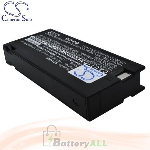 CS Battery for Panasonic PV760D / PV760DA / PV800 / PV808 Battery 1800mah CA-VBF2E