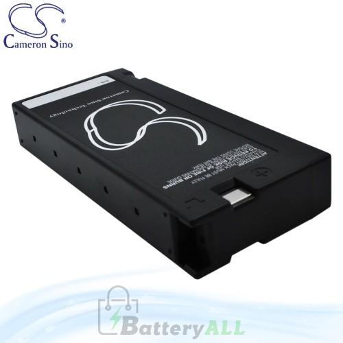 CS Battery for Panasonic VM32 / VM706 / VM715 / VM749 Battery 1800mah CA-VBF2E