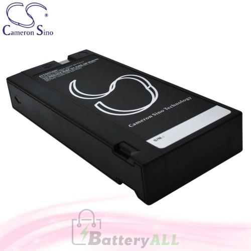 CS Battery for Panasonic AG195UP / AG196 / AG455 / AG455MUP Battery 1800mah CA-VBF2E