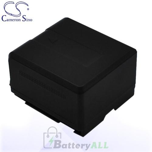 CS Battery for Panasonic HDC-SD1 / HDC-SD5 / HDC-SD9 Battery 750mah CA-VBG070