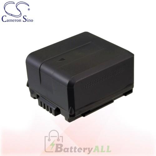 CS Battery for Panasonic HDC-SD1 / HDC-SD3 / HDC-SD5BNDL Battery 1320mah CA-VBG130