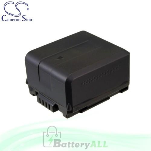 CS Battery for Panasonic HDC-SD7 / HDC-TM300K / HDC-SD707 Battery 1320mah CA-VBG130
