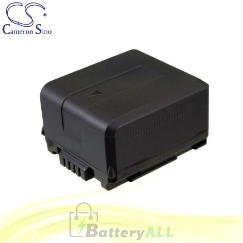 CS Battery for Panasonic HDC-SD8K / HDC-TM300P / HDC-TM300PC Battery 1320mah CA-VBG130