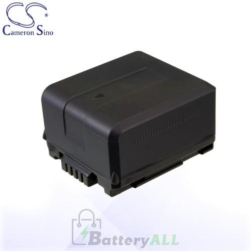 CS Battery for Panasonic AG-HMC41 / AG-HMC70 / AG-HMC71 Battery 1320mah CA-VBG130