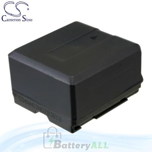 CS Battery for Panasonic SD100 / SDR-H18 / SDR-H40 / SDR-H41 Battery 1320mah CA-VBG130