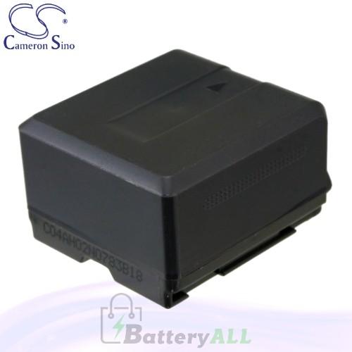 CS Battery for Panasonic SDR-H80PC / SDR-H80R / SDR-H80S Battery 1320mah CA-VBG130