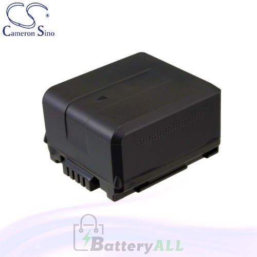 CS Battery for Panasonic SDR-H90 / SDR-H90P / SDR-H90PC Battery 1320mah CA-VBG130