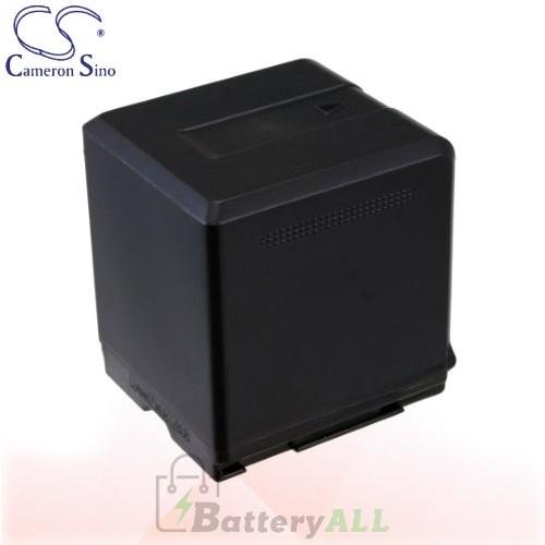CS Battery for Panasonic HDC-TM300K / HDC-TM20S / HDC-TM700K Battery 2640mah CA-VBG260