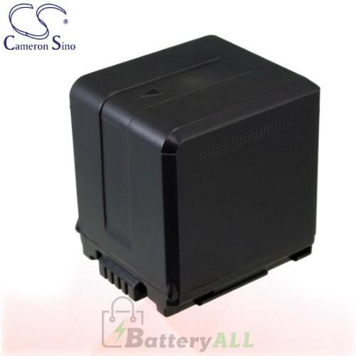CS Battery for Panasonic NV-GS330 / NV-GS500 / PV-GS320 Battery 2640mah CA-VBG260