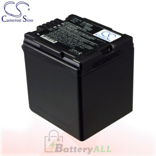 CS Battery for Panasonic PV-GS80 / PV-GS90 / SD100 / SV-ME75 Battery 2640mah CA-VBG260