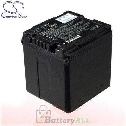 CS Battery for Panasonic PV-GS500 / PV-GS83 / PV-GS85 Battery 2640mah CA-VBG260