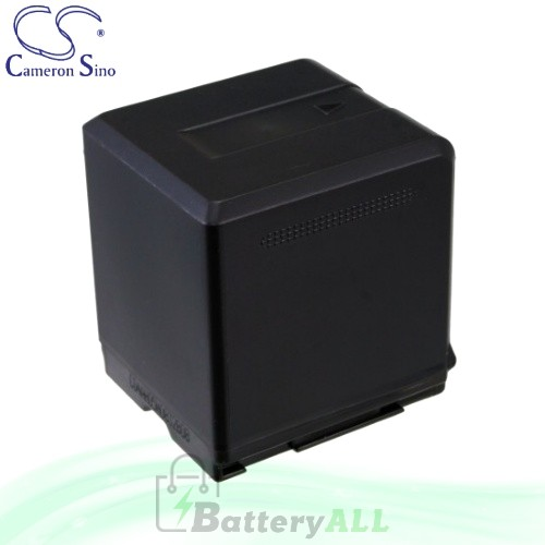 CS Battery for Panasonic SDR-H40 / SDR-H41 / SDR-H50 Battery 2640mah CA-VBG260