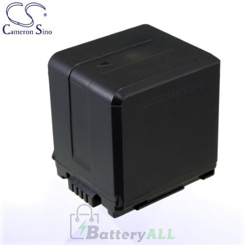 CS Battery for Panasonic VW-VBG260 / Panasonic GS98GK Battery 2640mah CA-VBG260