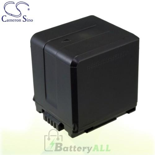 CS Battery for Panasonic SDR-S26A / SDR-S26K / SDR-S26N Battery 2640mah CA-VBG260