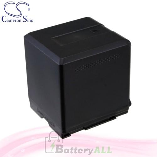 CS Battery for Panasonic HDC-SD100 / HDC-SD10K / HDC-SD20K Battery 2640mah CA-VBG260