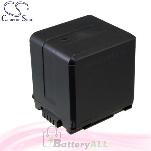CS Battery for Panasonic HDC-SD5 / HDC-SD5BNDL / HDC-SD600 Battery 2640mah CA-VBG260