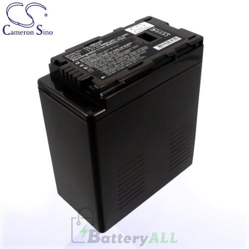 CS Battery for Panasonic VW-VBG6 / VW-VBG6-K / VW-VBG6PPK Battery 4400mah CA-VBG360