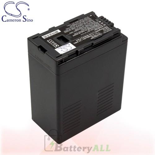CS Battery for Panasonic HDC-HS700 / HDC-HS700K / HDC-HS200 Battery 4400mah CA-VBG360