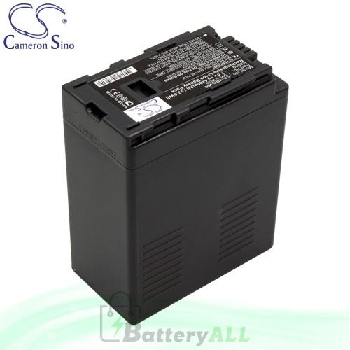 CS Battery for Panasonic HDC-SD7 / HDC-SD8K / HDC-SD9 Battery 4400mah CA-VBG360