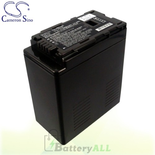 CS Battery for Panasonic HDC-SD700 / HDC-SD707 / HDC-SDT750 Battery 4400mah CA-VBG360