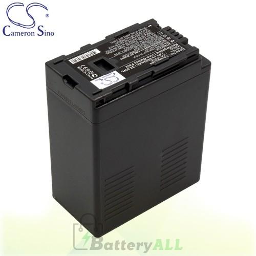CS Battery for Panasonic HDC-SDT750K / HDC-SX5 / HDC-SX5EB-S Battery 4400mah CA-VBG360