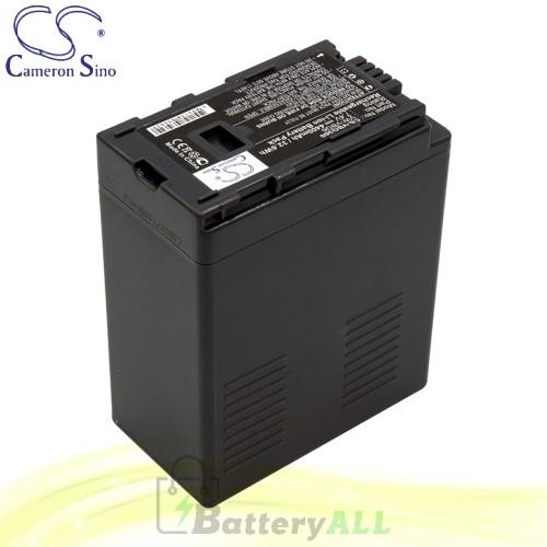 CS Battery for Panasonic HDC-TM700 / HDC-TM700K / HDC-TM750 Battery 4400mah CA-VBG360