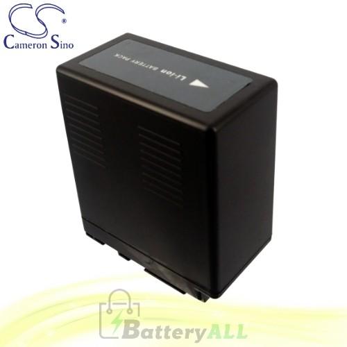 CS Battery for Panasonic NV-GS98GK / SDR-H48GK / PV-GS320 Battery 4400mah CA-VBG360