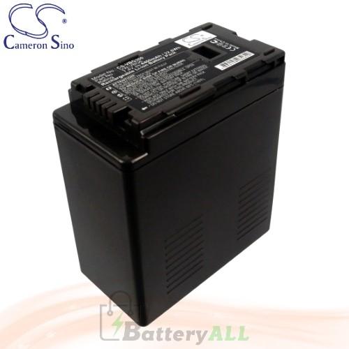 CS Battery for Panasonic SDR-H60 / SDR-H80 / SDR-H90 Battery 4400mah CA-VBG360