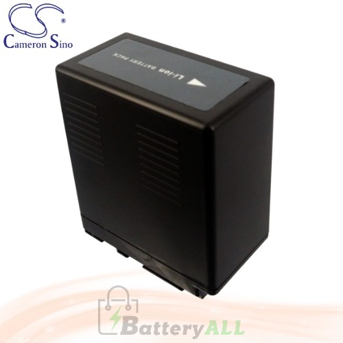 CS Battery for Panasonic VDR-D50 / SDR-H80S Battery 4400mah CA-VBG360
