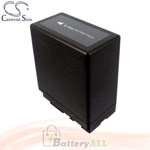 CS Battery for Panasonic VDR-D58GK / VDR-D310 Battery 4400mah CA-VBG360