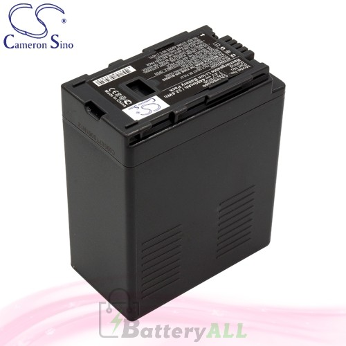 CS Battery for Panasonic AG-HMR10E / AG-HMR10P / AG-AC160AP Battery 4400mah CA-VBG360