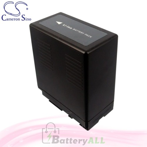 CS Battery for Panasonic HDC-DX1GK / HDC-DX1-S / HDC-DX3 Battery 4400mah CA-VBG360