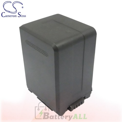 CS Battery for Panasonic HDC-SX5 / HDC-TM20 / HDC-TM20K Battery 3150mah CA-VBG390