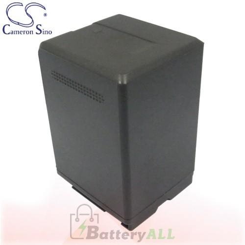 CS Battery for Panasonic HDC-TM20K8 / HDC-TM20R / HDC-TM20S Battery 3150mah CA-VBG390