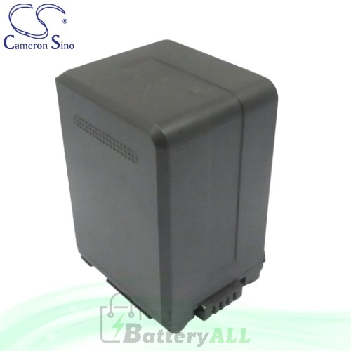 CS Battery for Panasonic SDR-H80 / SDR-H80A / SDR-H80K Battery 3150mah CA-VBG390