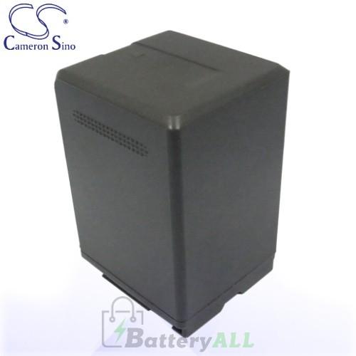CS Battery for Panasonic HDC-HS9 / HDC-HS20 / HDC-HS20K Battery 3150mah CA-VBG390