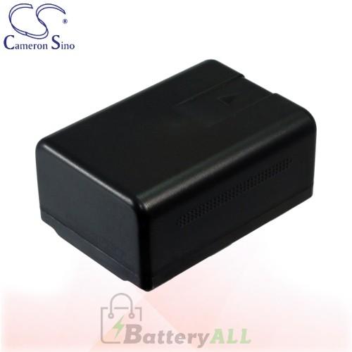 CS Battery for Panasonic HC-V707EG-K / HC-V707EG-S Battery 1500mah CA-VBK180MC