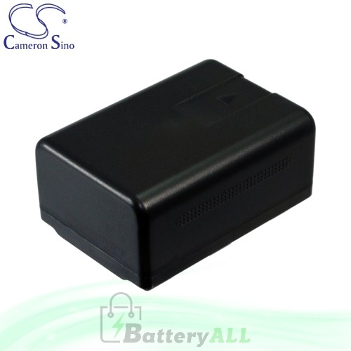 CS Battery for Panasonic HDC-SD40PC / HDC-SD60 / HDC-SD60K Battery 1500mah CA-VBK180MC
