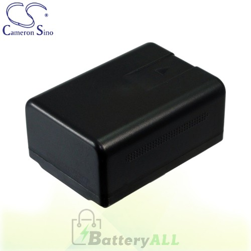 CS Battery for Panasonic HDC-SD60S / HDC-SD80R / HDC-SD90K Battery 1500mah CA-VBK180MC