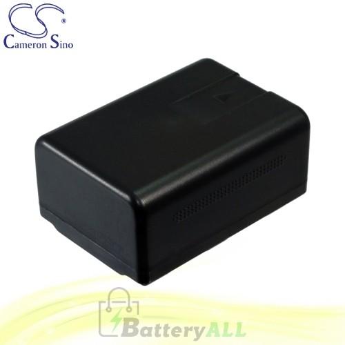 CS Battery for Panasonic HDC-TM40P / HDC-TM41H / HDC-TM41P Battery 1500mah CA-VBK180MC