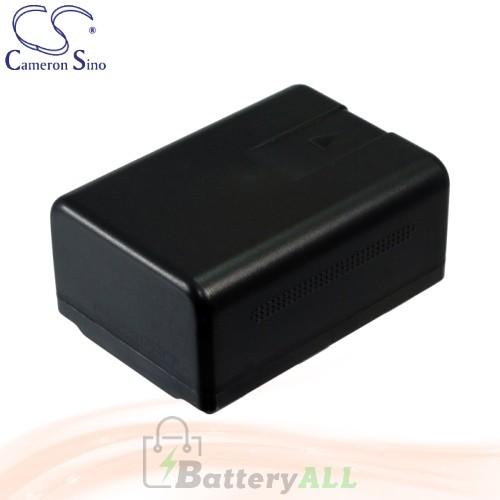 CS Battery for Panasonic HDC-TM80K / HDC-TM80P / HDC-TM85 Battery 1500mah CA-VBK180MC