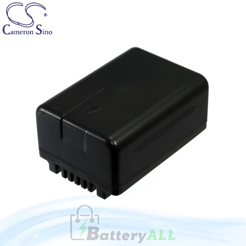 CS Battery for Panasonic SDR-H85A / SDR-H85K / SDR-H85S Battery 1500mah CA-VBK180MC